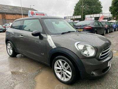 used Mini Cooper D Paceman 1.6TD ALL4