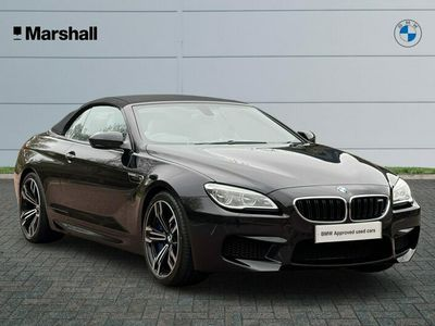 used BMW M6 Cabriolet M6 2dr DCT