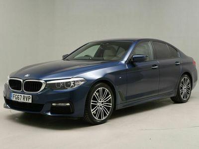 used BMW 530 5 Series d M Sport 4dr Auto - METALLIC PAINT - SAT NAV - M SPORT BRAKING SYSTEM 3.0