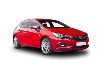 used Vauxhall Astra 1.6 TURBO ELITE NAV S/S hatchback