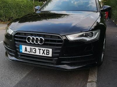 used Audi A6 Saloon 2.0 TDI Black Edition Multitronic 4dr