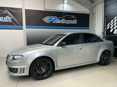 used Audi RS4 RS4Quattro 4dr