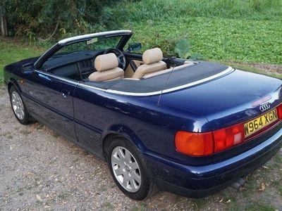 used Audi Cabriolet 2.6 2dr