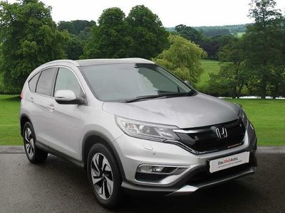 used Honda CR-V 2.0 i-VTEC EX 5-Door