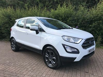 used Ford Ecosport 1.0T EcoBoost Zetec (s/s) 5dr