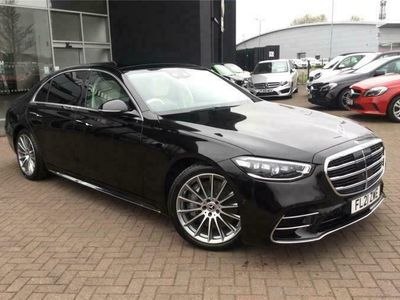 used Mercedes S350 S CLASS DIESEL SALOONL AMG Line Premium 4dr 9G-Tronic