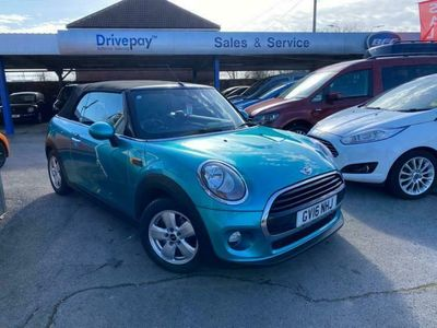 used Mini Cooper CONVERTIBLE 1.52d 134 BHP