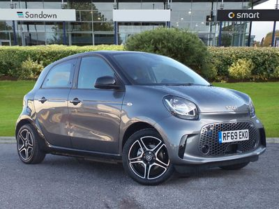 used Smart ForFour Electric Drive forfour 5-Door