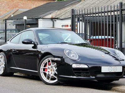 used Porsche 911 Carrera S 3.8 997 PDK 2dr