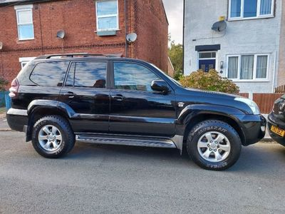 used Toyota Land Cruiser 3.0 D-4D LC4 8 STR 5d AUTO 171 BHP DRIVES AND PERFORMS SUPERB