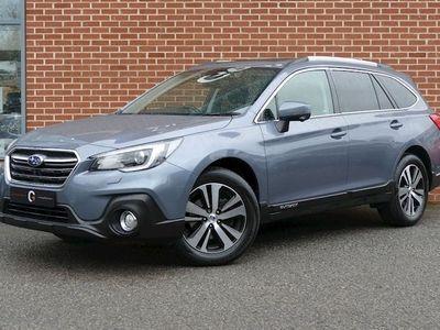 used Subaru Outback I Se Premium 2.5 5dr