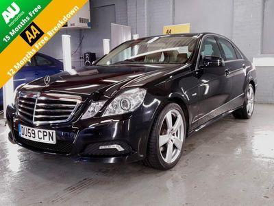 used Mercedes E350 E ClassCDI BLUEEFFICIENCY AVANTGARDE