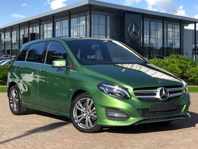 used Mercedes B180 B CLASS DIESEL HATCHBACKExclusive Edition 5dr Auto