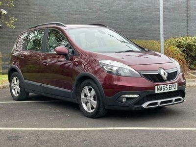 used Renault Scénic Xmod 1.5 dCi ENERGY Dynamique Nav (s/s) 5dr