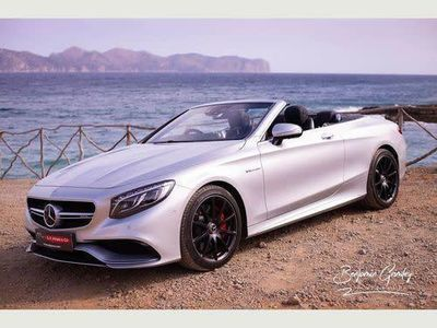 used Mercedes S63 AMG S CLASS 5.5AMG SPEEDSHIFT MCT (S/S)