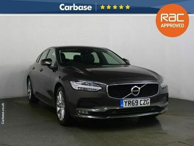 used Volvo S90 2.0 T4 Momentum Plus 4dr Geartronic