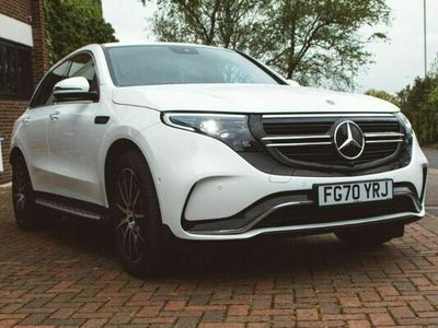 used Mercedes EQC400 80kWh AMG Line Auto 4MATIC 5dr