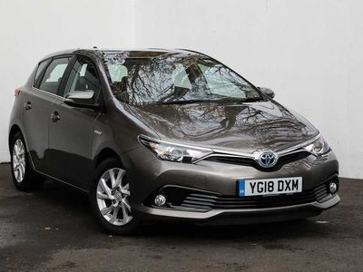 used Toyota Auris Hatchback 1.8 Hybrid Icon TSS 5dr CVT
