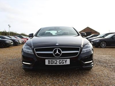 used Mercedes CLS250 CLS CoupeCDI BlueEFFICIENCY Sport AMG 4d Tip Auto