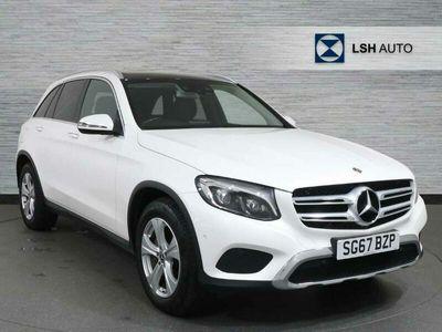 used Mercedes E250 GLC GLC d 4Matic Sport Premium 5dr 9G-Tronic 4x4/Crossover