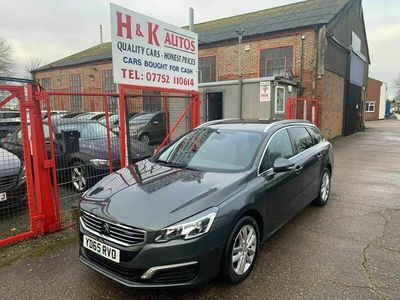 used Peugeot 508 SW 1.6 BlueHDi Active Auto (s/s) 5dr