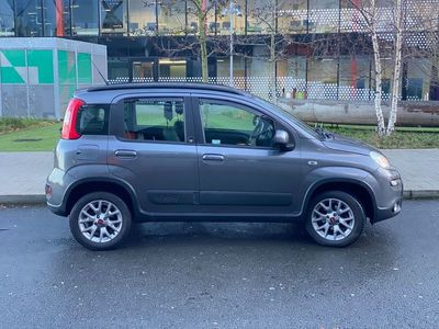 used Fiat Panda 4x4 0.9 TwinAir (s/s) 5dr