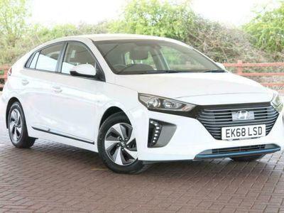 used Hyundai Ioniq 1.6 GDi Hybrid SE 5dr DCT Hatchback
