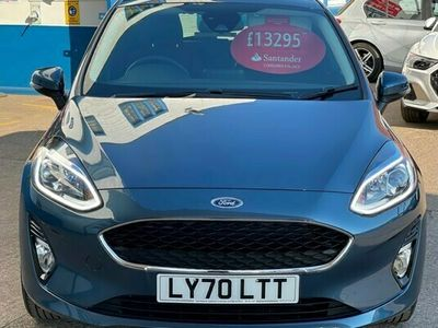 used Ford Fiesta Hatchback Trend 1.0T EcoBoost 95PS 5d