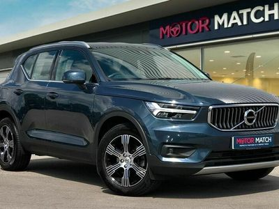 used Volvo XC40 2.0 D4 Inscription Auto AWD (s/s) 5dr