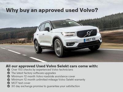 used Volvo XC40 B4 FWD (Petrol) R-Design Auto Mild Hybrid Our Demonstrator