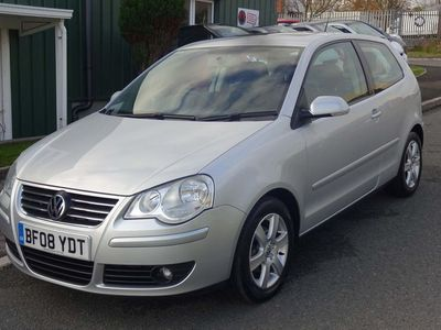 used VW Polo 1.9 TDI Sport 3dr