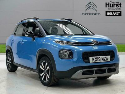 used Citroën C3 Aircross HATCHBACK 1.2 PureTech Feel 5dr