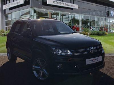 used VW Tiguan 2.0 Tdi Bluemotion Tech R Line Edition 150 5Dr Dsg