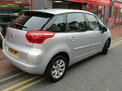 used Citroën C4 Picasso 1.6 VTR PLUS HDI 5STR 5DR YES 39K ONLY,
