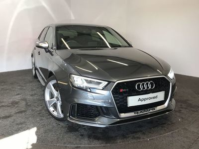 used Audi RS3 RS3 2.5 TFSIQuattro 5dr S Tronic Hatchback