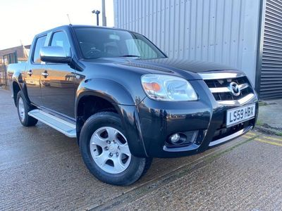 used Mazda BT-50 3.0 TD Intrepid Double Cab Pickup 4x4 4dr