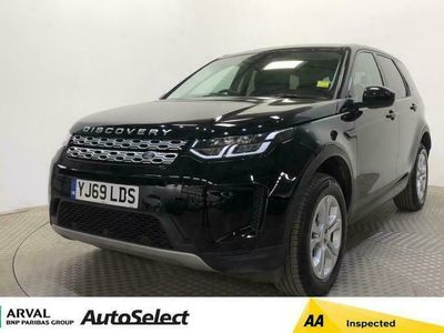 used Land Rover Discovery Sport 2.0 D180 MHEV S SUV 5dr Diesel Automatic 4WD (s/s) (7 Seat) (180 ps)