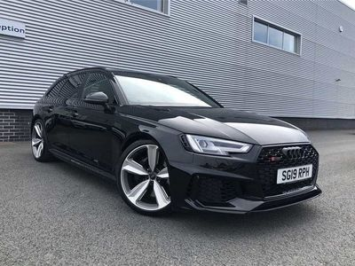 used Audi RS4 Avant Sport Edition 450 PS tiptronic 2.9 TFSI V6 Sport Edition Avant Tiptronic quattro (s/s) 5dr