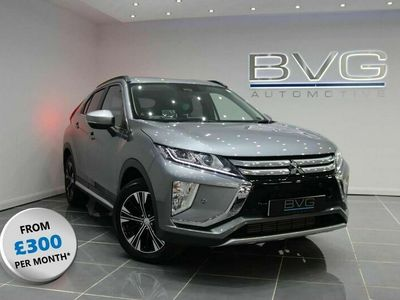 used Mitsubishi Eclipse Cross 1.5T Dynamic CVT 4WD (s/s) 5dr