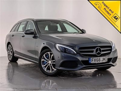 used Mercedes C350e C Class 2.06.4kWh Sport G-Tronic+ (s/s) 5dr