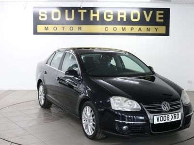 used VW Jetta 2.0 SPORT TDI 4d 138 BHP FULL SERVICE HISTORY WITH 8 STAMPS