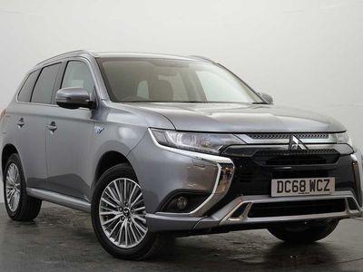 used Mitsubishi Outlander 2.4 Phev Juro 5Dr Auto