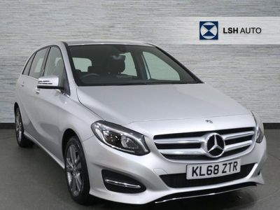 used Mercedes B200 B ClassExclusive Edition 5dr Hatchback