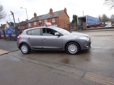 used Renault Mégane 1.6 16v Expression 5dr ** LOW RATE FINANCE AVAILABLE ** LOW MILEAGE ** SERVICE HISTORY **, 2010 ( )