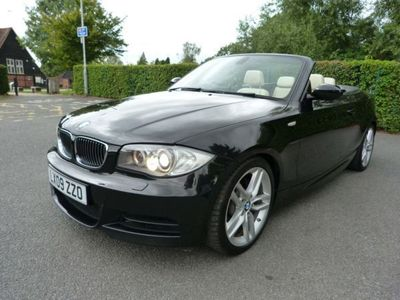used BMW 135 Cabriolet 3.0 135i M Sport 2dr Auto