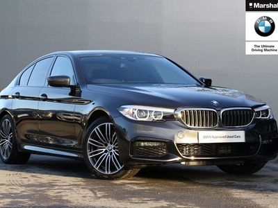 used BMW 520 5 SERIES d M Sport 4dr Auto diesel saloon
