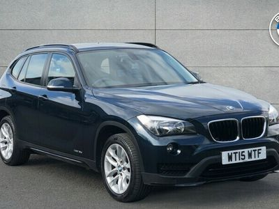 used BMW X1 xDrive18d Sport