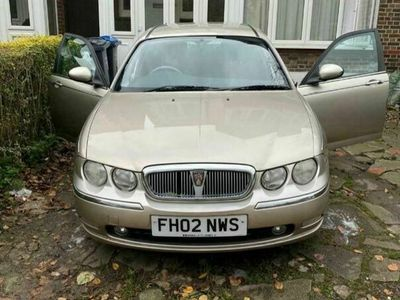 used Rover 75 2.0 CDT Club SE 4dr
