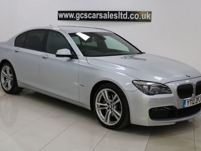 used BMW 730 7 Series 3.0 d M Sport 4dr
