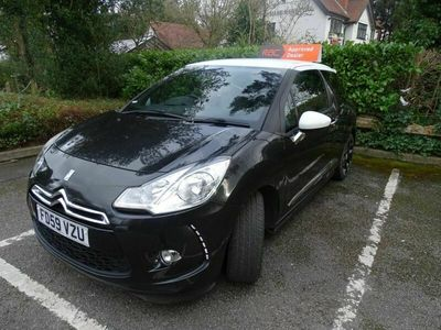 used Citroën DS3 1.6 THP 16V DSport 3dr, 2010 ( )